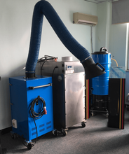 WST Industrial vacuum cleaner