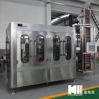 Water Washing Filling Capping Machine (3-in-1) CGF14-12-4 3000B/H