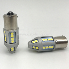 12V 3030 30SMD 800LM 1156 (P21W ) car back up light bulb