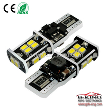 14 SMD 3020 LED T10 Canbus 400LM White Light Car Interior Lights Dome Lamp Bulb