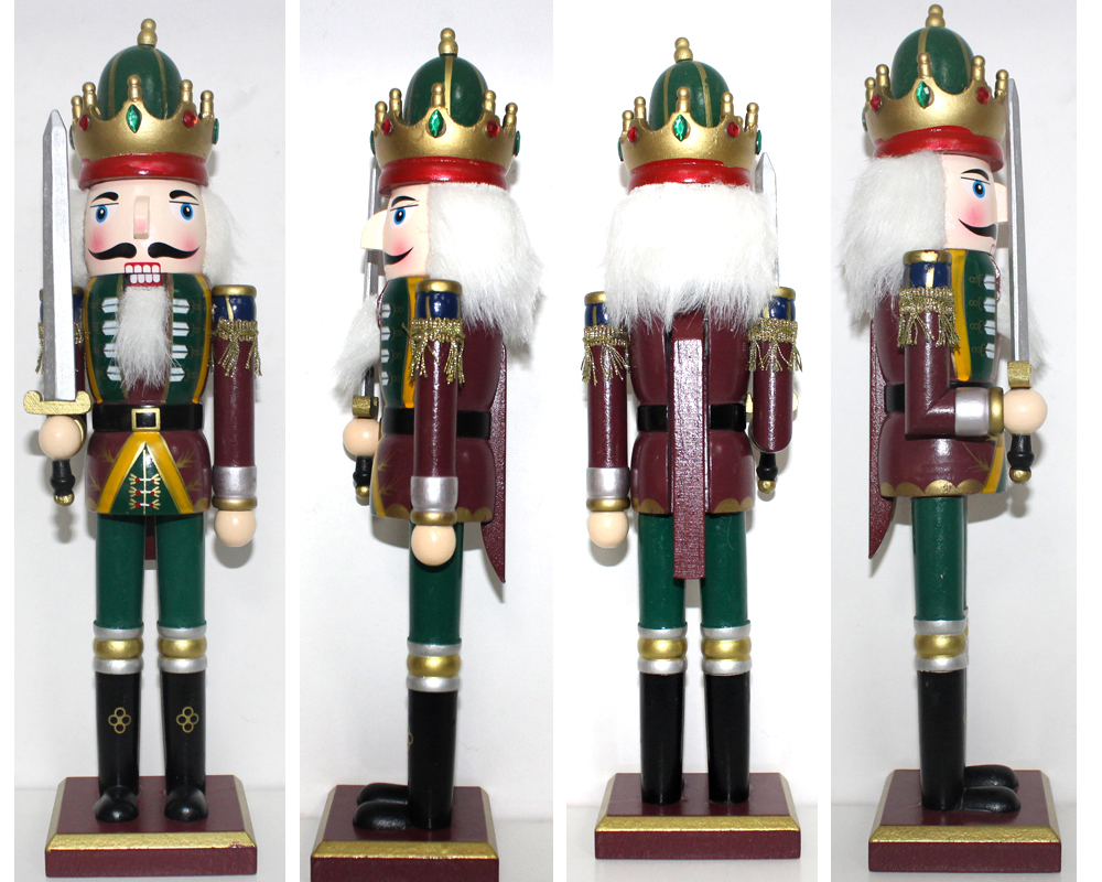 wooden soldiers nutcrackerchristmas ornaments holiday decoration1 - Christmas Decorations Wooden Soldiers