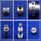 Cross Recessed Raised Countersunk Head Tapping Screw