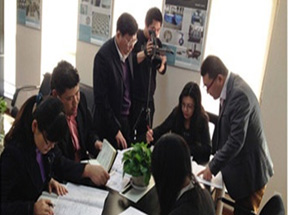 Shenyang New Densen casting and forging in meeting