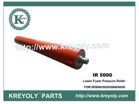 for Lasted  IR 5000 Lower Fuser Pressure Roller for Canon