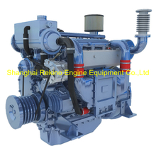 140HP 2300RPM Weichai Deutz marine propulsion diesel boat engine (WP4C140-23)