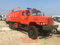 Dongfeng off road fire truck 6x6 truck EQ2082E6D