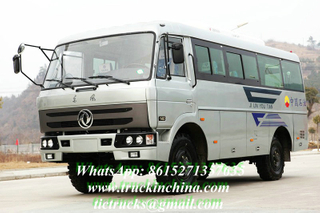 4x4 off-road bus