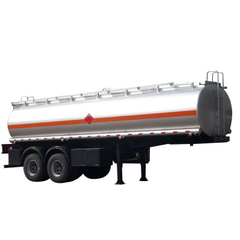 34500L Fuel Tank Semi Trailer for sale