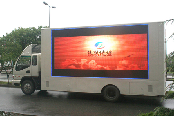 JAC Cargo truck Mobile workshop mobile stage truck for sale