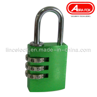 Aluminum Alloy Colour Combination Padlock (530-253)