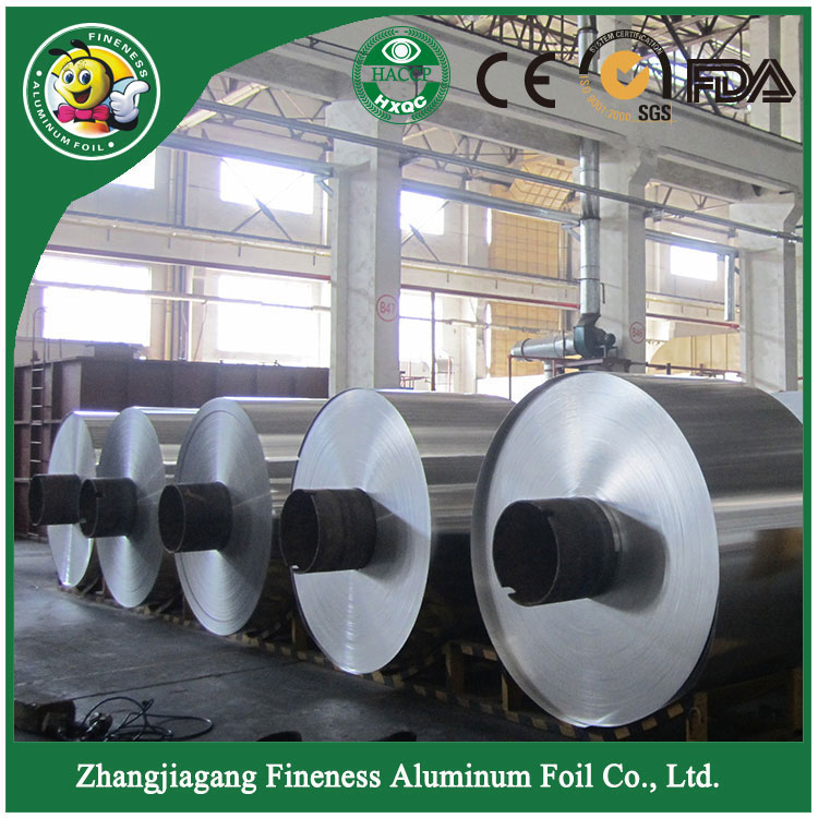 Excellent Quality New Arrival Roll Aluminum Foil Paper Factory
