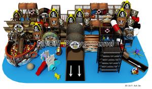 Children Soft Indoor Playground