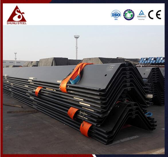 Use Larsen Sheet Piling What Are The Advantages【shunli