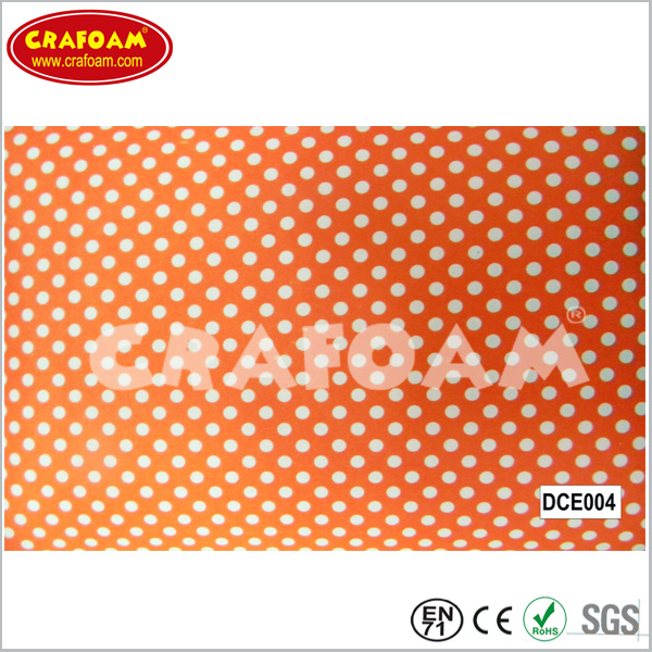 Dot Fabric EVA Foam Sheet