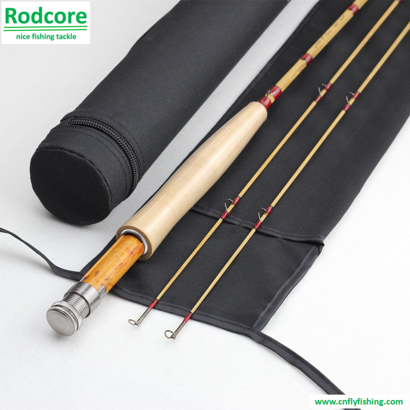 Bamboo fly rod 66256 buy product on rodcore ltd for Bamboo fly fishing rod