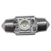 Unique Design CREE-Xre 250lm Festoon 5W Bulb 31mm