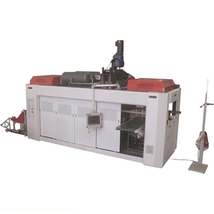 CNC Speical Cutting In_mold Thermoforming Machine