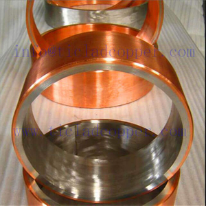 copper clad stainless steel Transition Joints