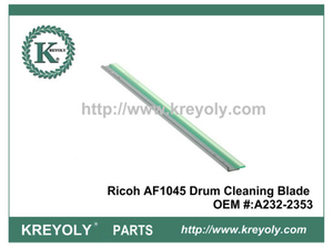High Quality Compatible A232-2353 Drum Cleaning Blade for Ricoh AF1035/1045