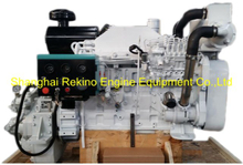 Cummins 6CTA8.3-M220 rebuilt reconstructed marine diesel engine with gearbox (220HP 2200RPM)