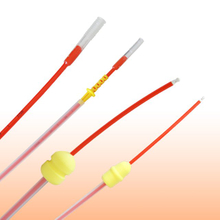 Pig insemination equipments pig deep semen catheter with scale