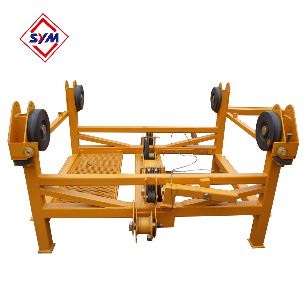 Tower crane trolley - Buy tower crane, spare parts, trolley