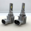 Smallest size V12 9005 9006 12V 4000lm car led headlight