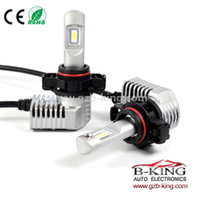 1:1 halogen bulb size P20 40W 5200lm universal 5202 car led headlight with built-in fan( 100% suitable for all cars)