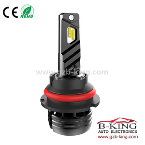 New arrival error free 9004 9007 6000lm 56watts 360 degree adjustable car led headlight