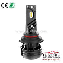 New 6000lm HB3 HB4 9005 9006 9-32V car led headlight (with fan built-in)