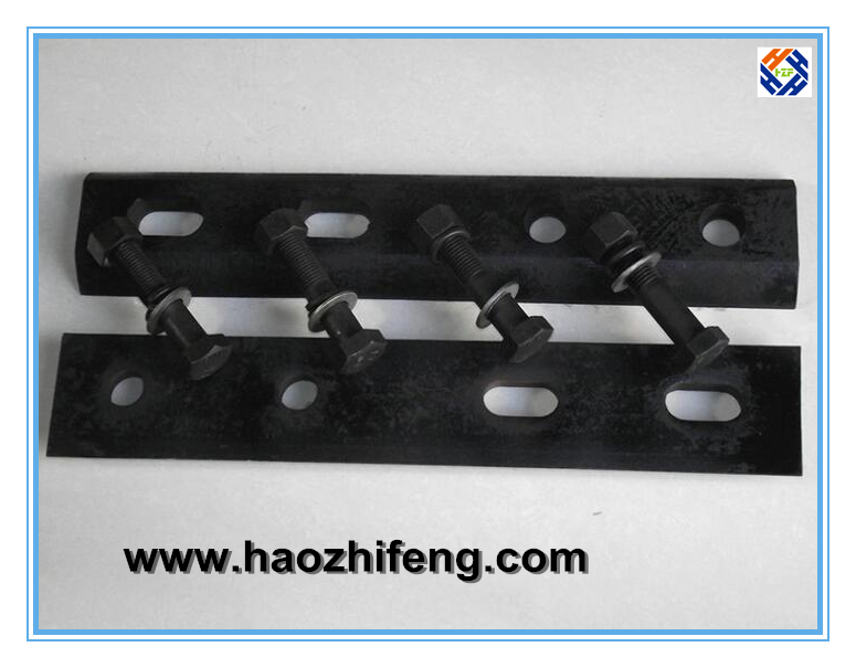 forged fishplate HZF-800 Forging part