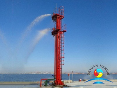 Double Deck Fire Monitor Tower From China Manufacturer