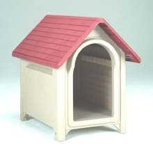 Plastic Dog House Outside Pet Plastic Kennel