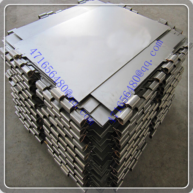 zirconium clad copper composite Ti-mother plate for aluminum anodizing