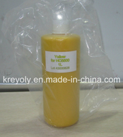Original Ink Riso HC5500 Refill Ink for Yellow Color