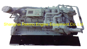 866HP-1650HP Zichai medium speed marine diesel engine (12V170)