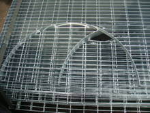 Special Shaped Steel Grating