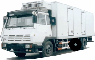 Steyr Food refrigerated truck 6x6、6x4 Freezer Truck 20~30T <Customization RHD>