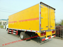 Dongfeng EQ 4x2 Explosive Transportation truck Blasting Equipment Transporter