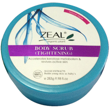 2016 Zeal Tightening Moisturizing Vitamin E Body Scrub