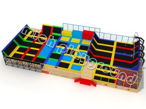 MICH Indoor Trampoline Park Design for Amusement  5113A