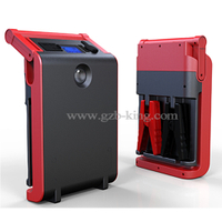 waterproof real 30000MAH 12V &24V universal Car & truck jump Starter power pack