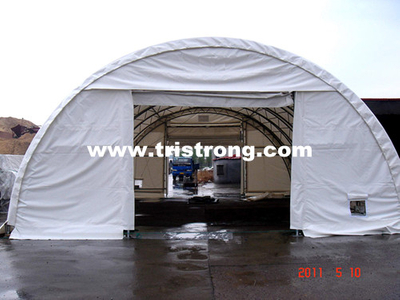 Semicircle Warehouse, Dome Tent, Trussed Frame Shelter (TSU-3040T/3065T)