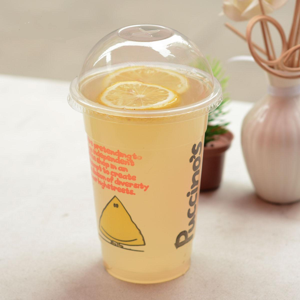 Cute Shape High Clear Dome Lid for Disposable Cup/ Bowl