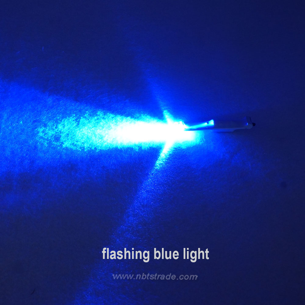 LED Fishing Light with Single Lamp Flash