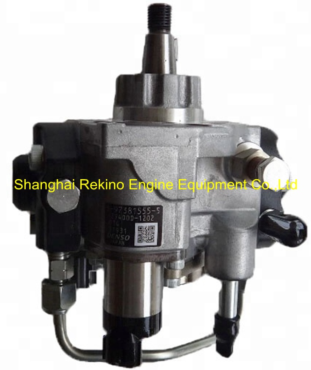 294000-1201 294000-1202 8-97381555-5 Denso ISUZU fuel injection pump for 4JJ1