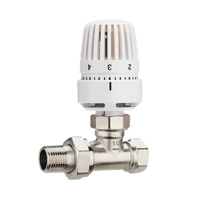 Baiyilun Factory Supplier Classic Thermostatic Radiator Valve for Heating System