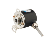 IHA3806 IHA3808 Outer Diameter 38mm Hollow Shaft Rotary Encoder