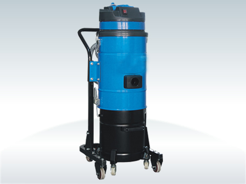 WL/WM wet and dry Industrial Cyclone Vacuum Cleaner fume extractor / dust collector