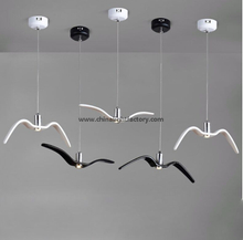 New design Bird Pendant Light acrylic LED birds night lights (7163603)
